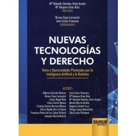 Nuevas tecnologías y derecho. Retos y oportunidades planteados por la inteligencia artificial y la robótica