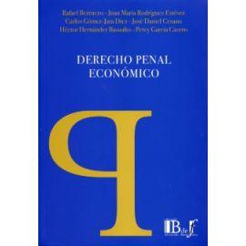 Derecho Penal Económico.