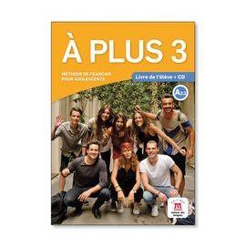 A plus 3 A2.2 Livre de L'eleve + CD