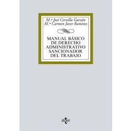 Manual Básico de Derecho Administrativo Sancionador