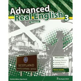 Advanced REal English 3. Workbook