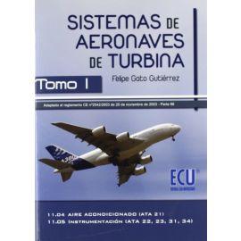 Sistemas de Aeronaves de Turbina, I
