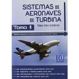 Sistemas de Aeronaves de Turbina, II