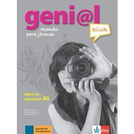 Genial Klick A1. Libro de ejercicios (en castellano) A1 + CD