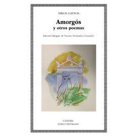 Amorgós y otros Poemas. Edición bilingüe de Vicente Fernández González
