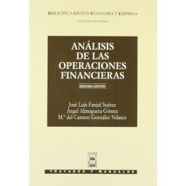 Análisis de las operaciones financieras