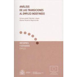 Análisis de las Transiciones al empleo indefinido