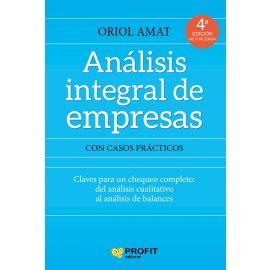 Análisis Integral de Empresas. Casos Prácticos