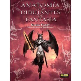 Anatomía para Dibujantes de Fantasía