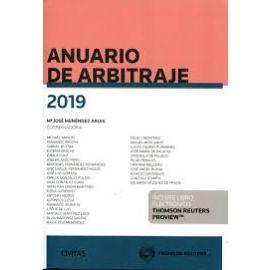 Anuario de arbitraje 2019