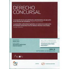 Anuario de Derecho Concursal 2021