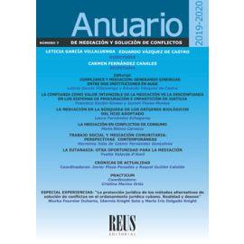 Anuario de mediación y solución de conflictos 2019/2020 nº 7