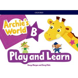Archie's World Play and Learn Pack B.