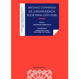 Archivo commenda de jurisprudencia societaria (2017-2018)