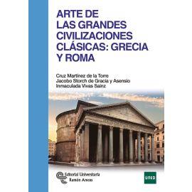 Arte de las  Grandes Civilizaciones Clásicas Grecia y Roma