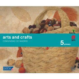 Arts and crafts. 5 Primary. Savia. Madrid