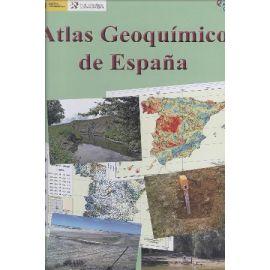 Atlas Geoquímico de España. Año 2012