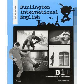 Burlington Internacional English B1+ Workbook