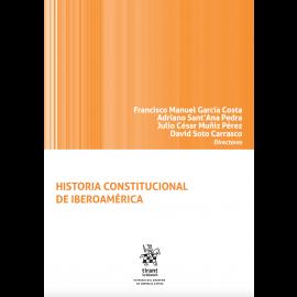 Historia constitucional de iberoamérica.