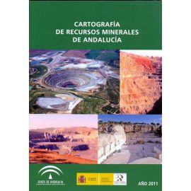 Cartografía de Recursos Minerales de Andalucía 2. Mapa de Rocas y Minerales Industriales Escala 1: 400.000