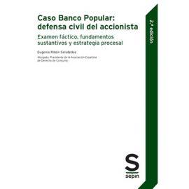 Caso Banco Popular: defensa civil del accionista