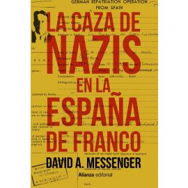 Caza de nazis en la España de Franco