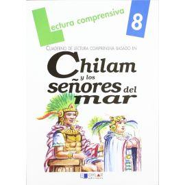 Chilam y los señores del mar. Lectura comprensiva 8