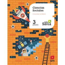 Ciencias Sociales, 3ª Primaria, Proyecto Más Savia