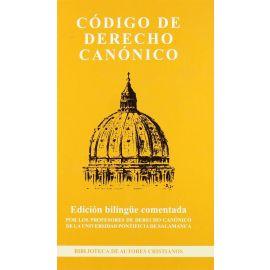 Código de Derecho Canónico. 5ª Ed. Edición Bilingüe Comentada