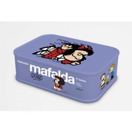Colección Mafalda 11 tomos en una lata ( edición limitada)