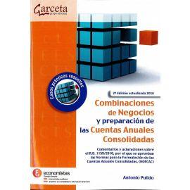 Combinaciones de Negocios y Preparación de Cuentas Anuales Consolidadas