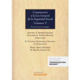 Comentarios a la Ley General de la Seguridad Social, 7 Vols. Obra completa