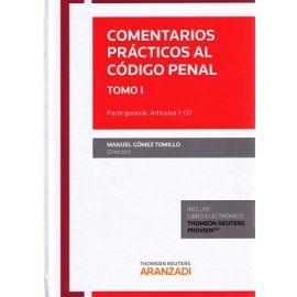 Pack Comentarios Prácticos al Código Penal, 6 Tomos