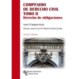 Compendio derecho civil Tomo II. 2020 Obligaciones