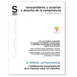 Configuración jurisprudencial de la cláusula rebus sic stantibus