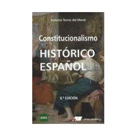 Constitucionalismo Histórico Español 2015