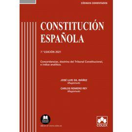 Constitución Española 2021 Concordancias, Doctrina del Tribunal Constitucional