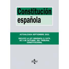 Constitución Española 2021