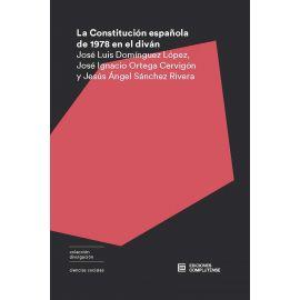 Constitución Española de 1978 en el diván