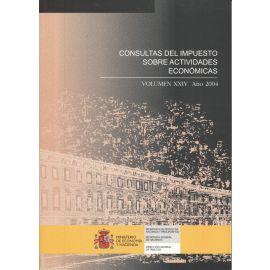 Consultas del Impuesto sobre Actividades Económicas, 2004 XXIV