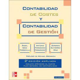 Contabilidad de costes y contabilidad de gestión Vol. 2