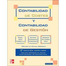 Contabilidad de costes y contabilidad de gestión Vol. 1
