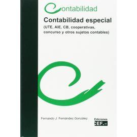 Contabilidad Especial (UTE, AIE, CB, Cooperativas y otros Sujetos Contables).