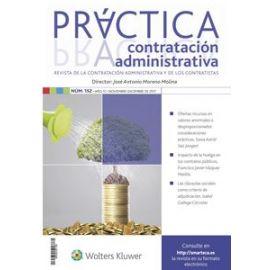 Revista Contratación Administrativa Práctica 2019. Online