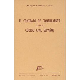 Contrato de Compraventa según el Código Civil Español