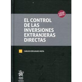 Control de las inversiones extranjeras directas