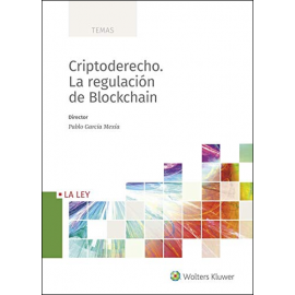 Criptoderecho. La Regulación de Blockchain