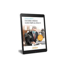 E-book Cuestiones jurídicas claves frente al COVID-19