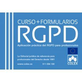 Curso + Formularios RGPD Formato USB Aplicación Práctica del RGPD para Profesionales