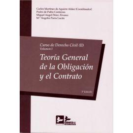 PDF Curso de Derecho Civil, 02/01. Teoría General de la Obligación y el Contrato